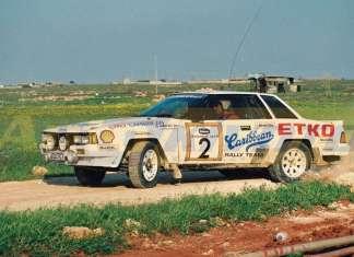 27 ΜΑΡΤΙΟΥ 1988 ΙΕΡΟΠΟΥΛΟΣ EAST SAFARI RALLY