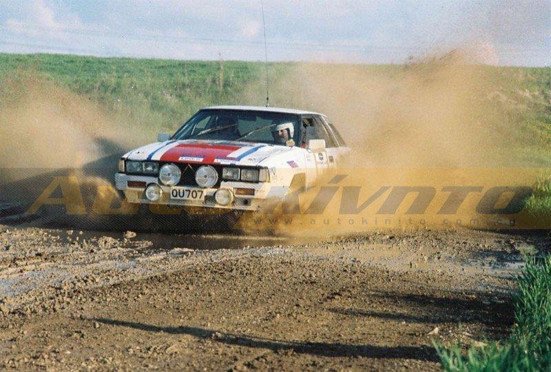 8 ΜΑΡΤΙΟΥ - LARNACA ACROPOLIS RALLY 1987