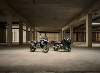 BMW R 1250 RT - BMW R 1250 GS