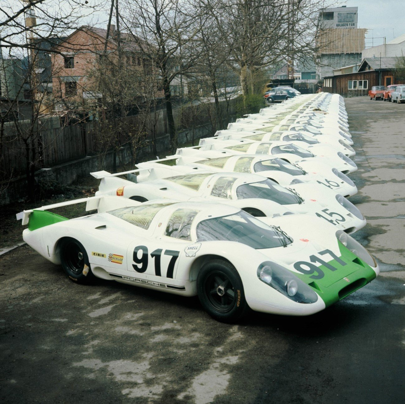 Porsche 917 -3