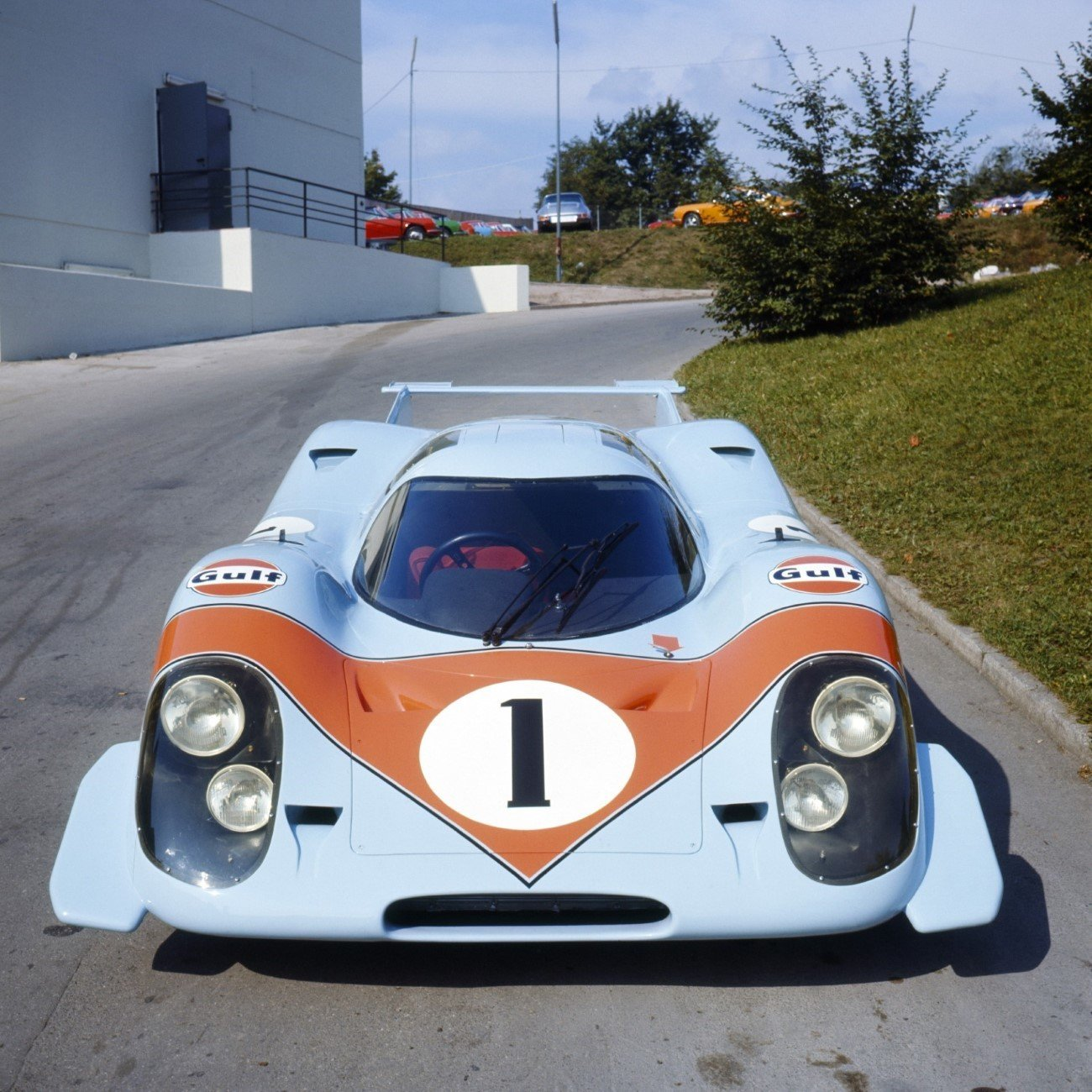 Porsche 917 -4