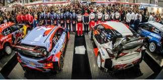 WRC Launch 1