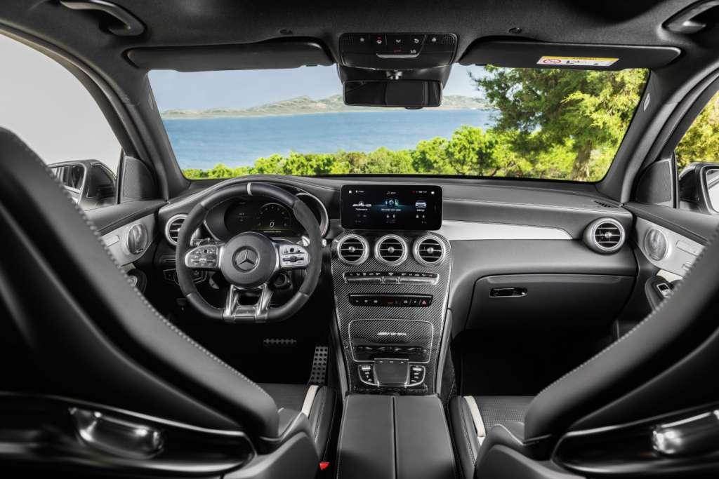 Mercedes-AMG GLC 63 S 4MATIC+ (2019)Mercedes-AMG GLC 63 S 4MATIC+ (2019)