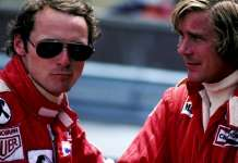 Niki Lauda James Hunt