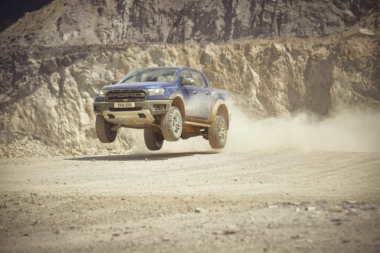 New Bad-Ass Ford Ranger Raptor is Coming to Europe – Ultimate
