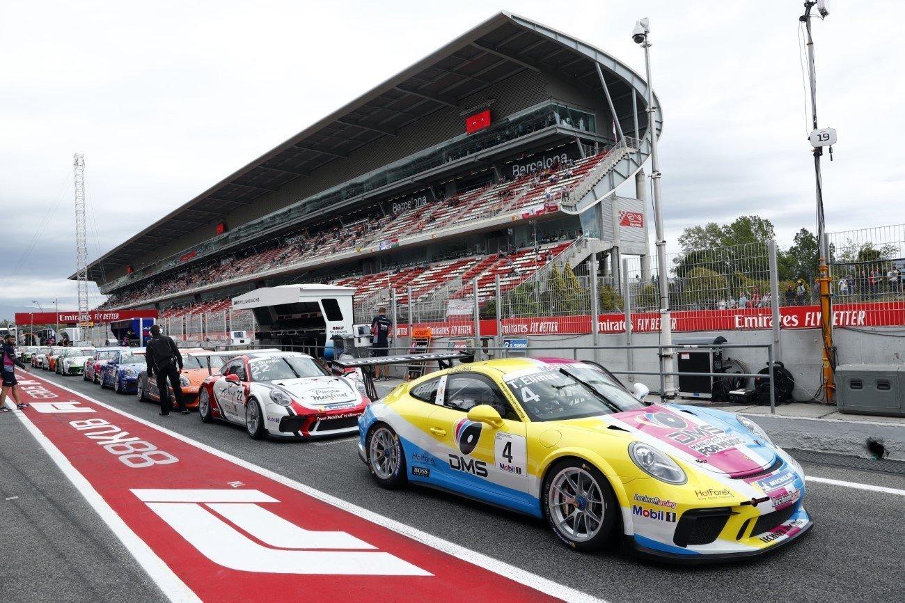 Porsche Mobil 1 Supercup, Barcelona 2019
