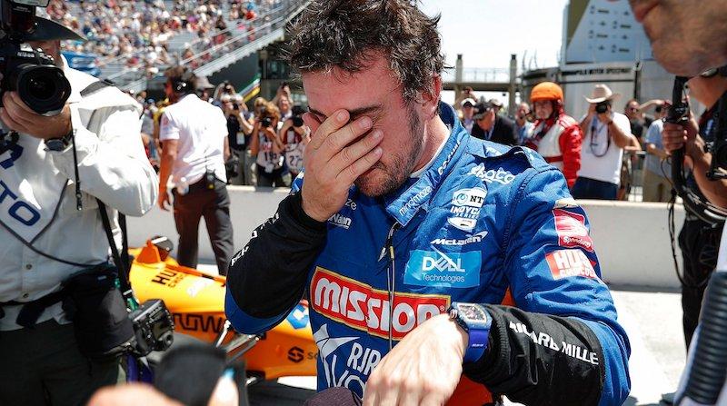 Fernando Alonso INDY500