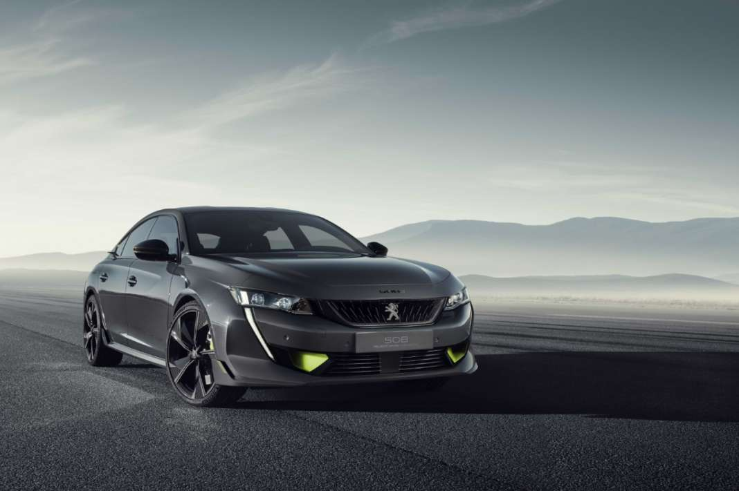 PEUGEOT 508 SPORT ENGINEERED CONCEPT -1