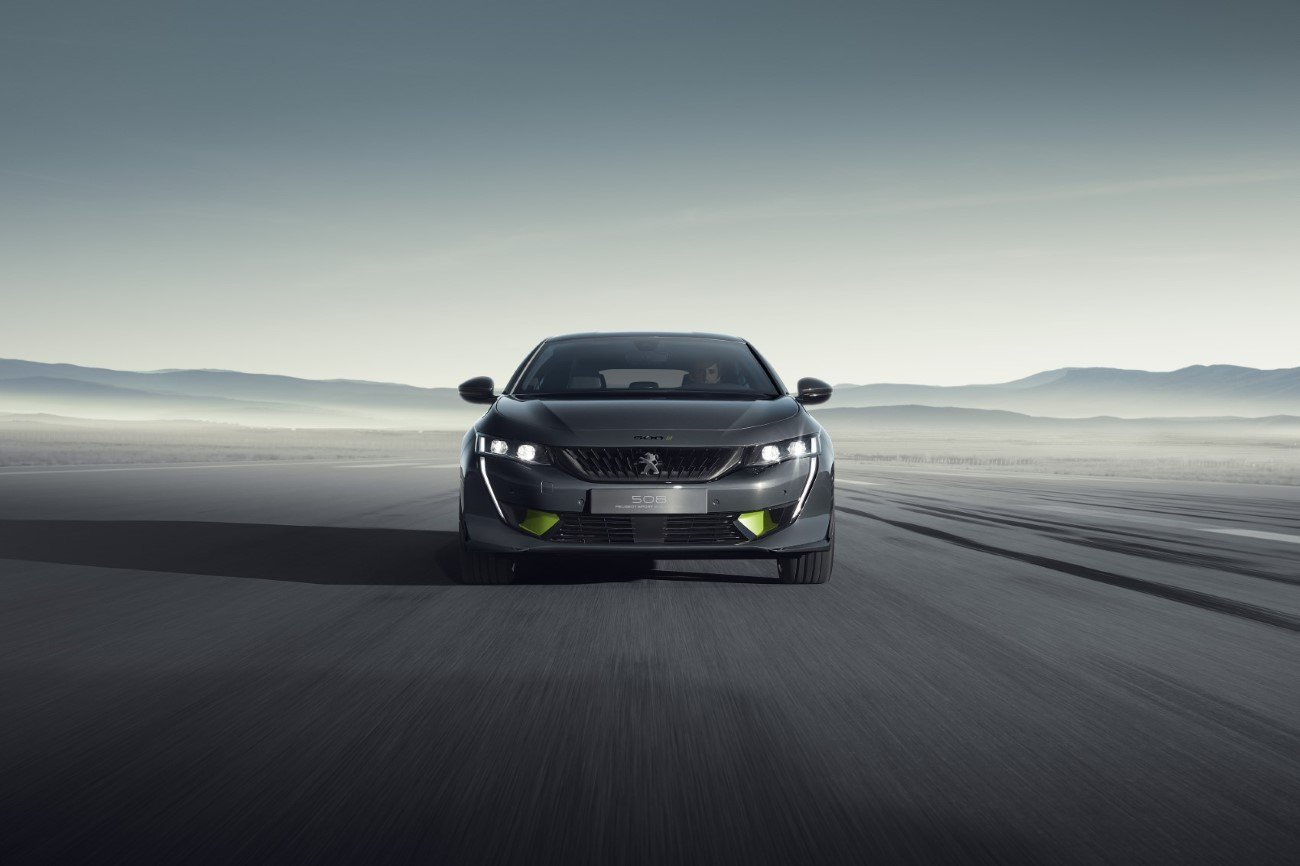 PEUGEOT 508 SPORT ENGINEERED CONCEPT -2