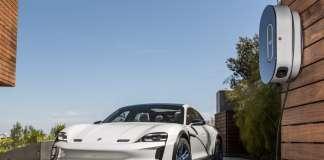 Walter Röhrl Porsche Taycan