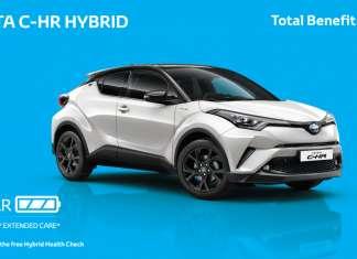 TOYOTA C-HR HYBRID offer