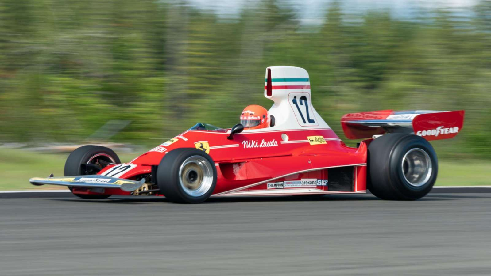 Ferrari 312t-32