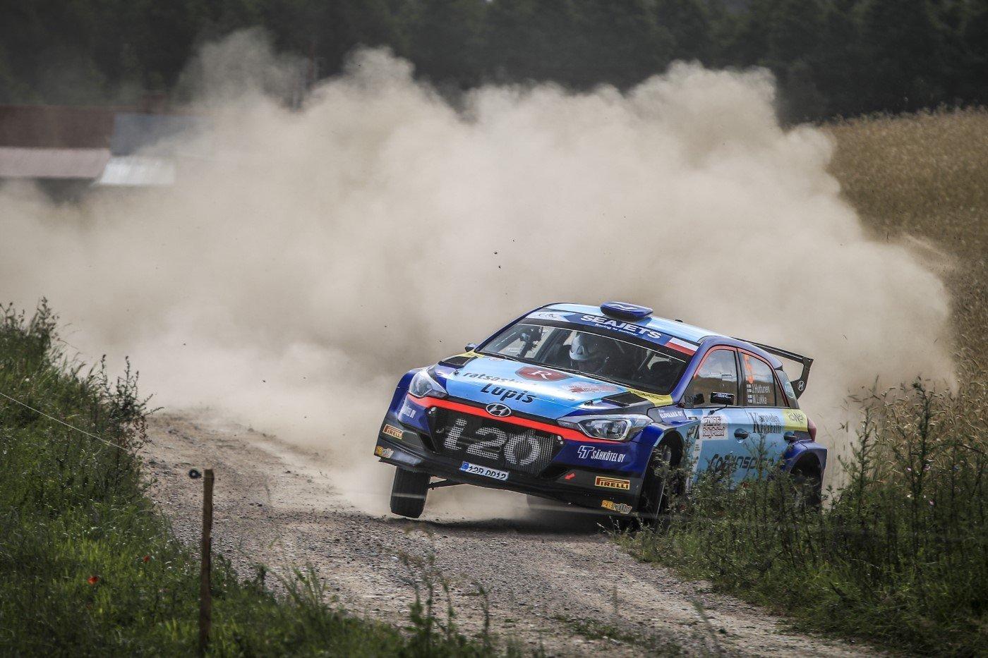 AUTO - ERC RALLY POLAND - 2019