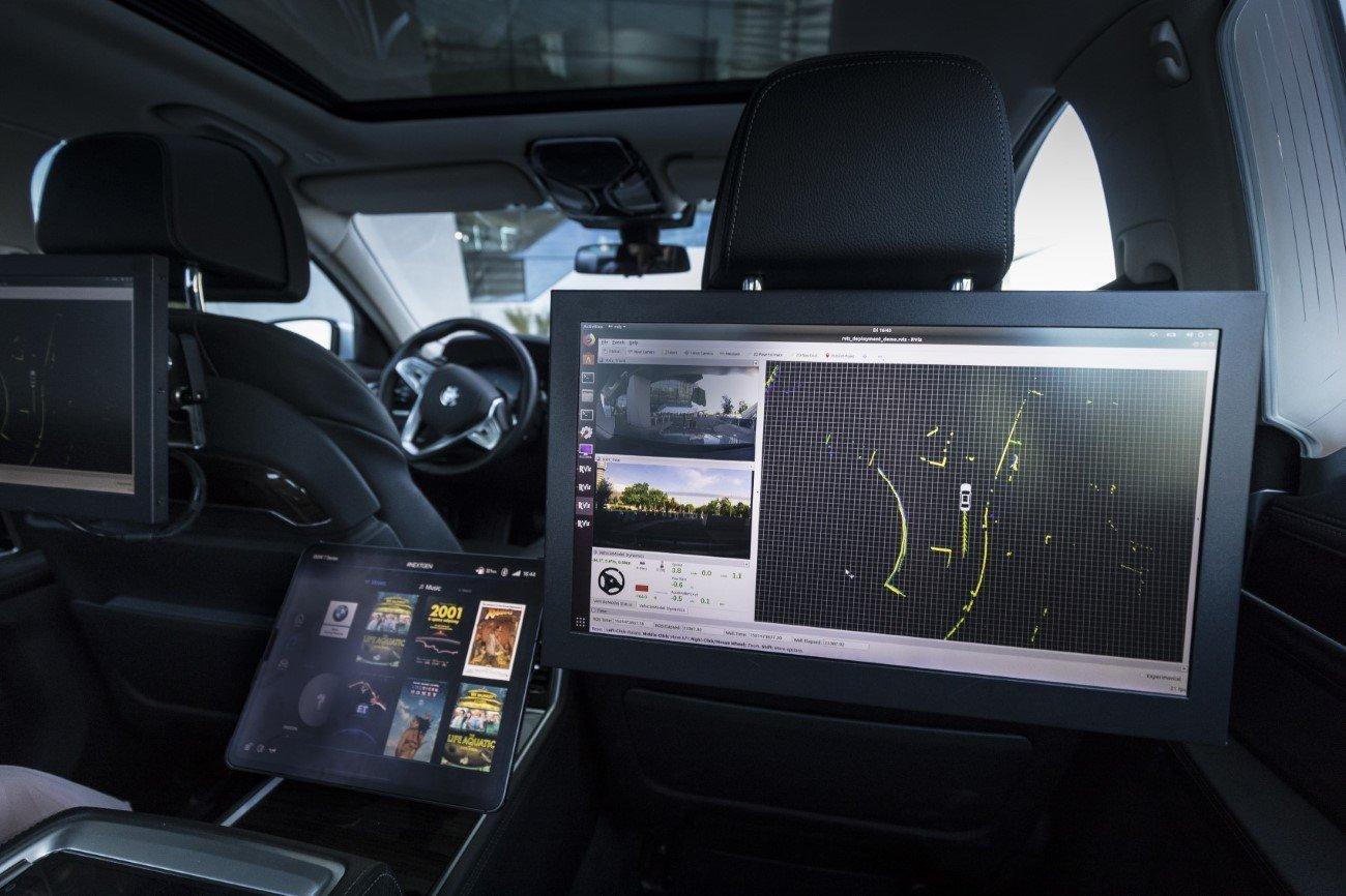 AUTONOMOUS DRIVING AT THE BMW GROUP -1