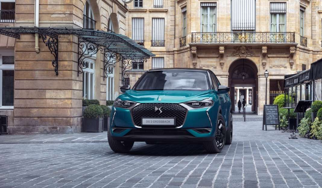 DS 3 CROSSBACK -3