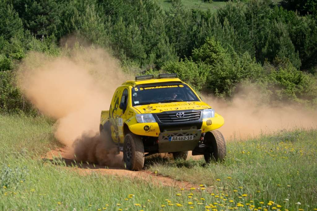 Rally Greece Off-Road 2019