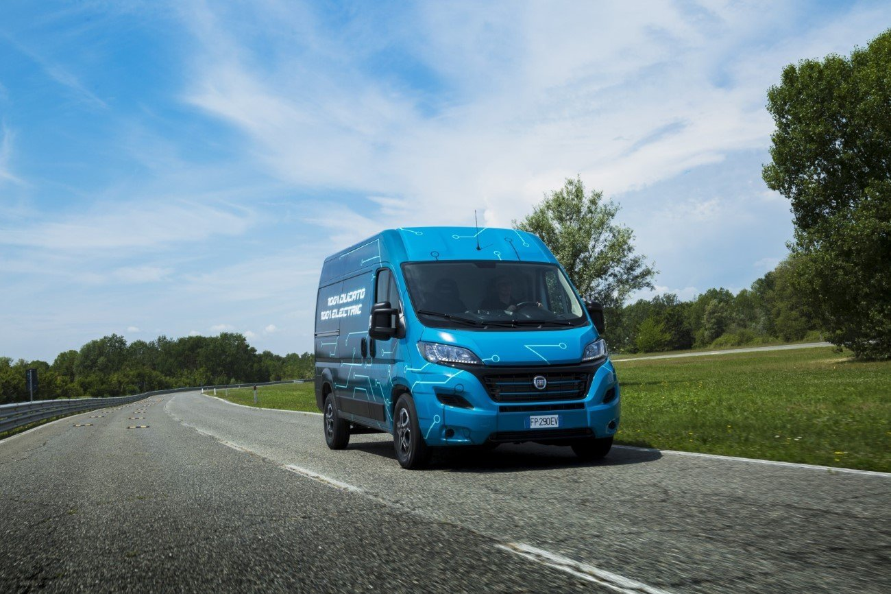 FIAT DUCATO ELECTRIC -1