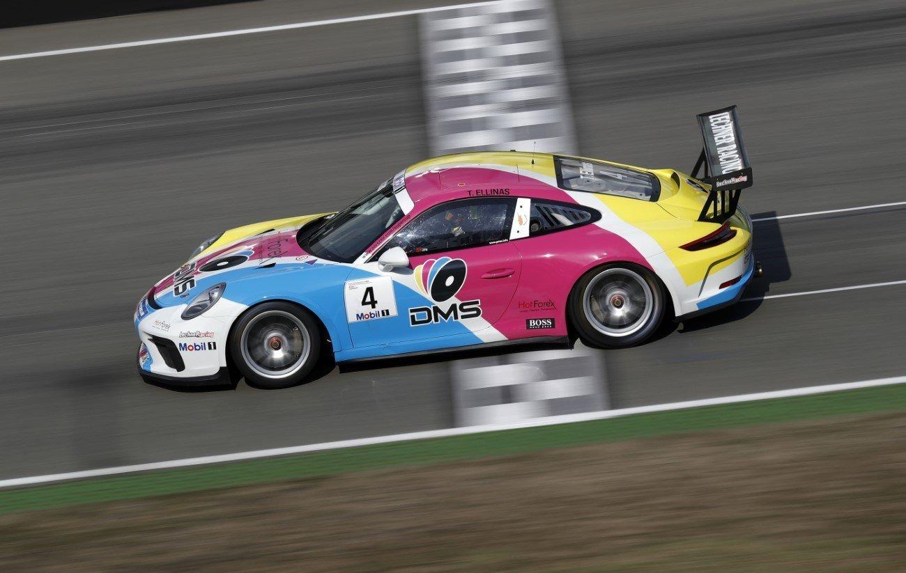 Porsche Mobil 1 Supercup, Hockenheim 2019