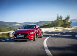 MAZDA3 RED DOT AWARD