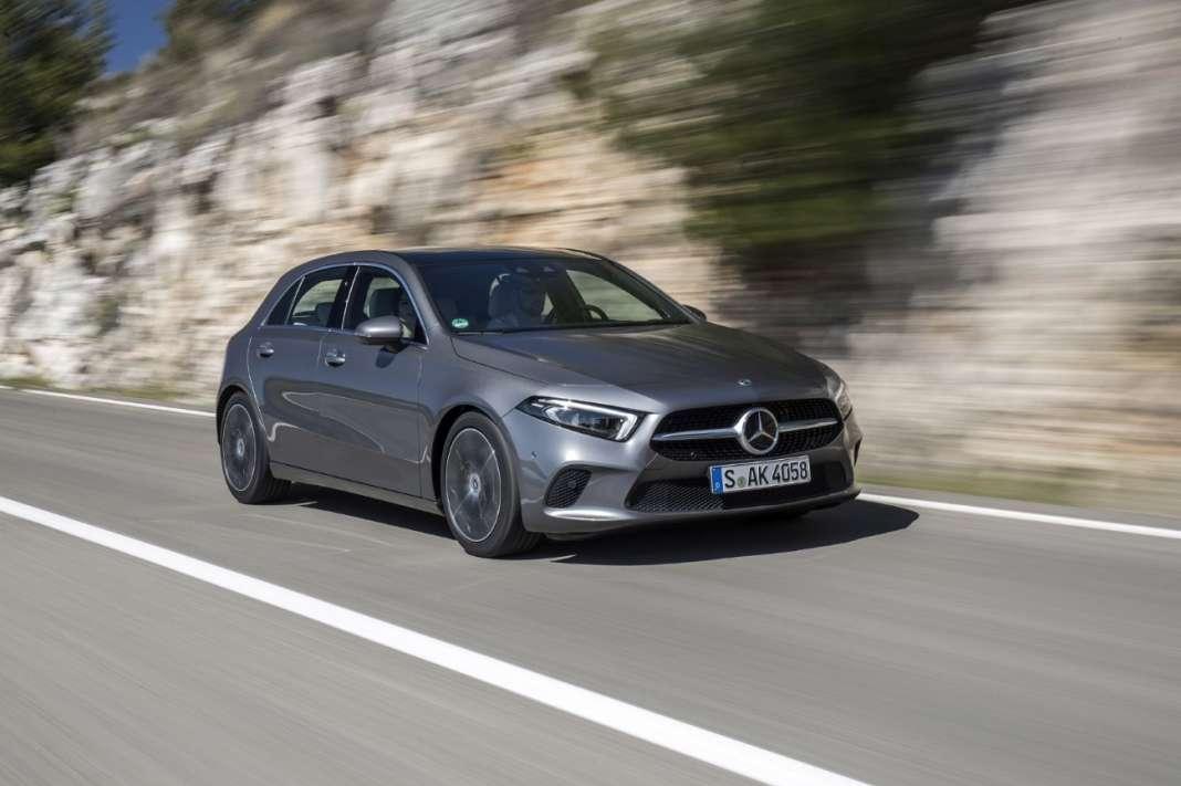 Mercedes-Benz A 180 d,