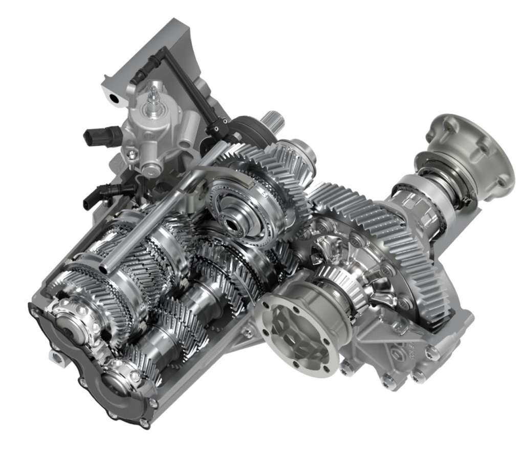 New gearbox generation enables CO2 savings of up to five grammes
