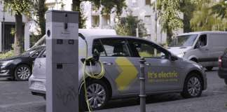 Volkswagen WeShare launched in Berlin as full-electric service