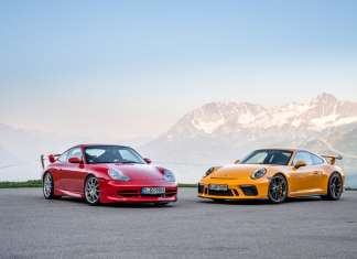 20 YEARS PORSCHE 911 GT3 -2