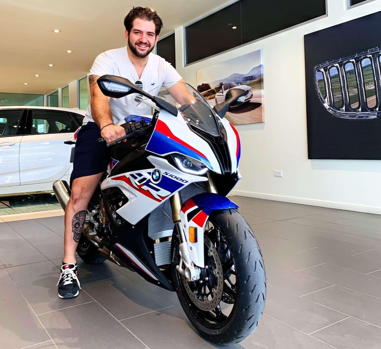 BMW S1000RR CYPRUS