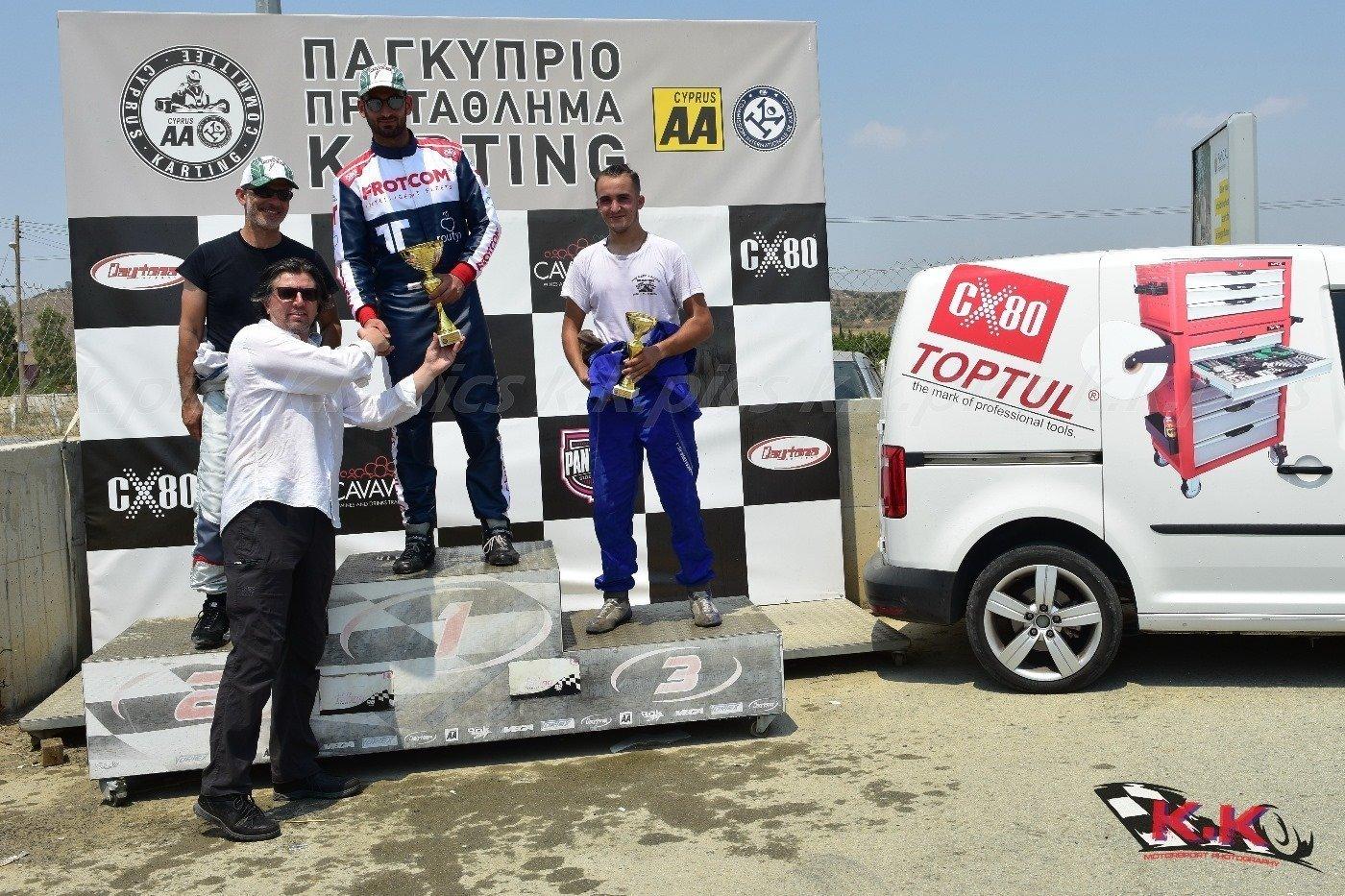 Cyprus Karting race 3-4