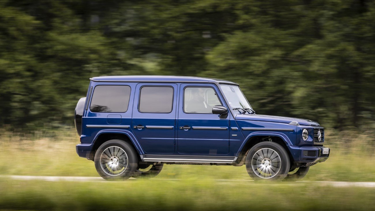 Mercedes-Benz 40 years of the G-Class, Graz 2019Mercedes-Benz 40 years of the G-Class, Graz 2019