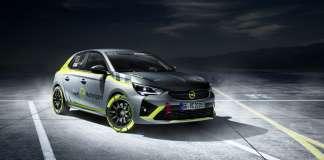 Opel Corsa-e Rally Concept