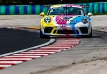 Porsche Mobil 1 Supercup, Budapest 2019