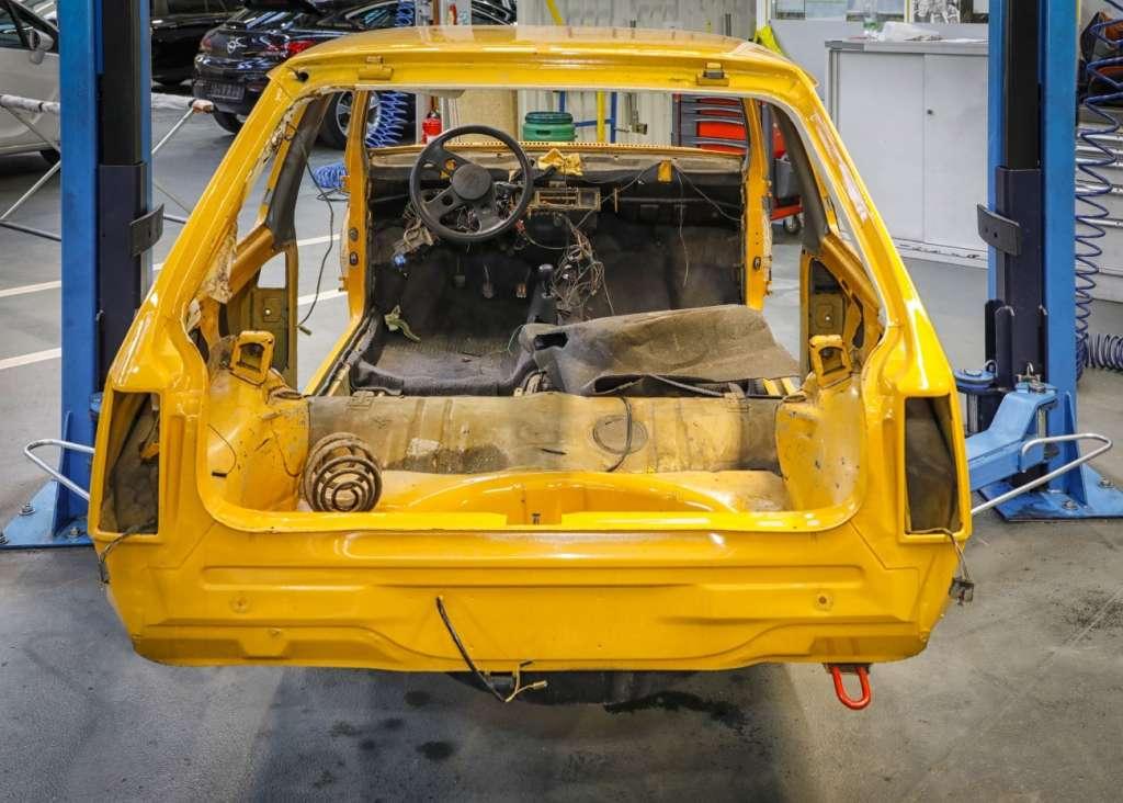 Team Restauratoren Opel Corsa GT