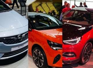 Opel frankfurt 2019