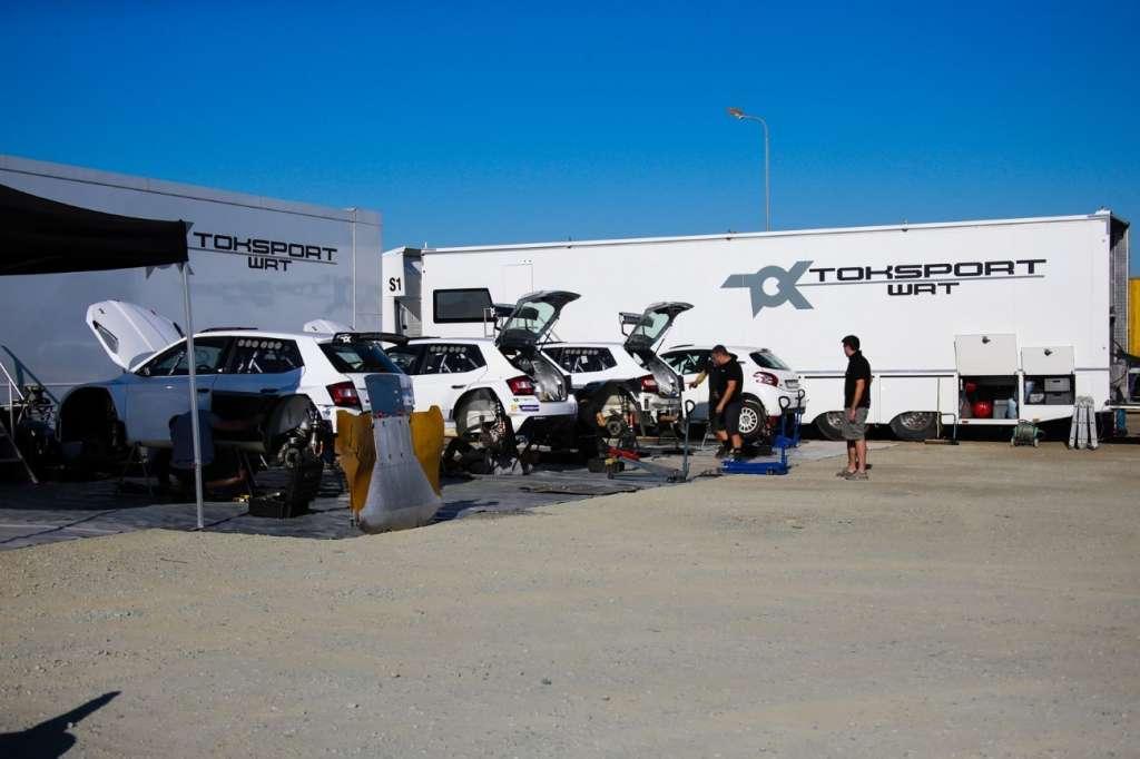 Cyprus Rally Testing Day
