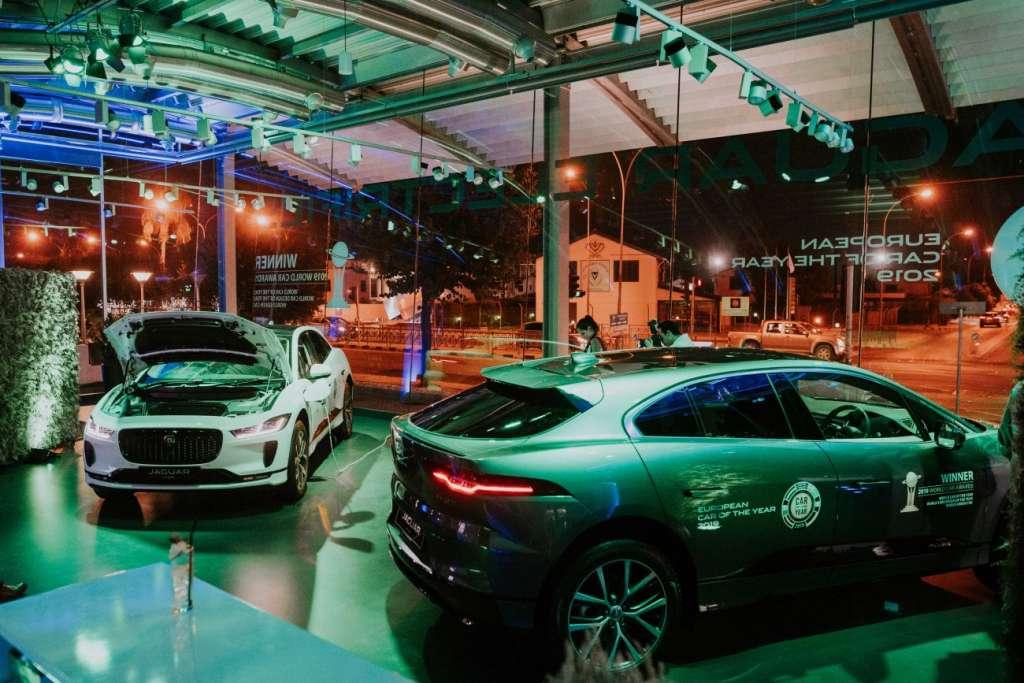 Jaguar Cyprus I PACE