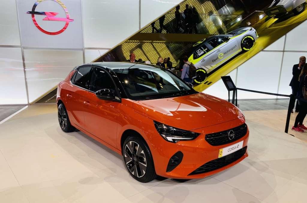 Opel Corsa - e