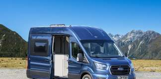 Ford Reveals New Big Nugget Concept Campervan
