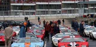 Ford GT40 Le Mans 69 Revival