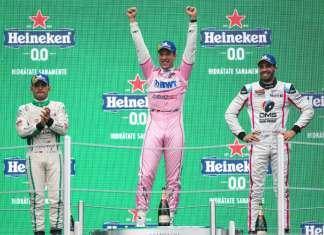 Porsche Mobil 1 Supercup, Mexico 2019