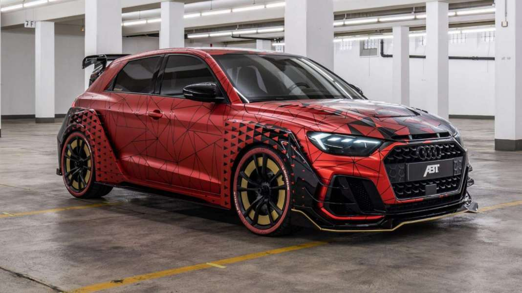 Audi A1 ABT