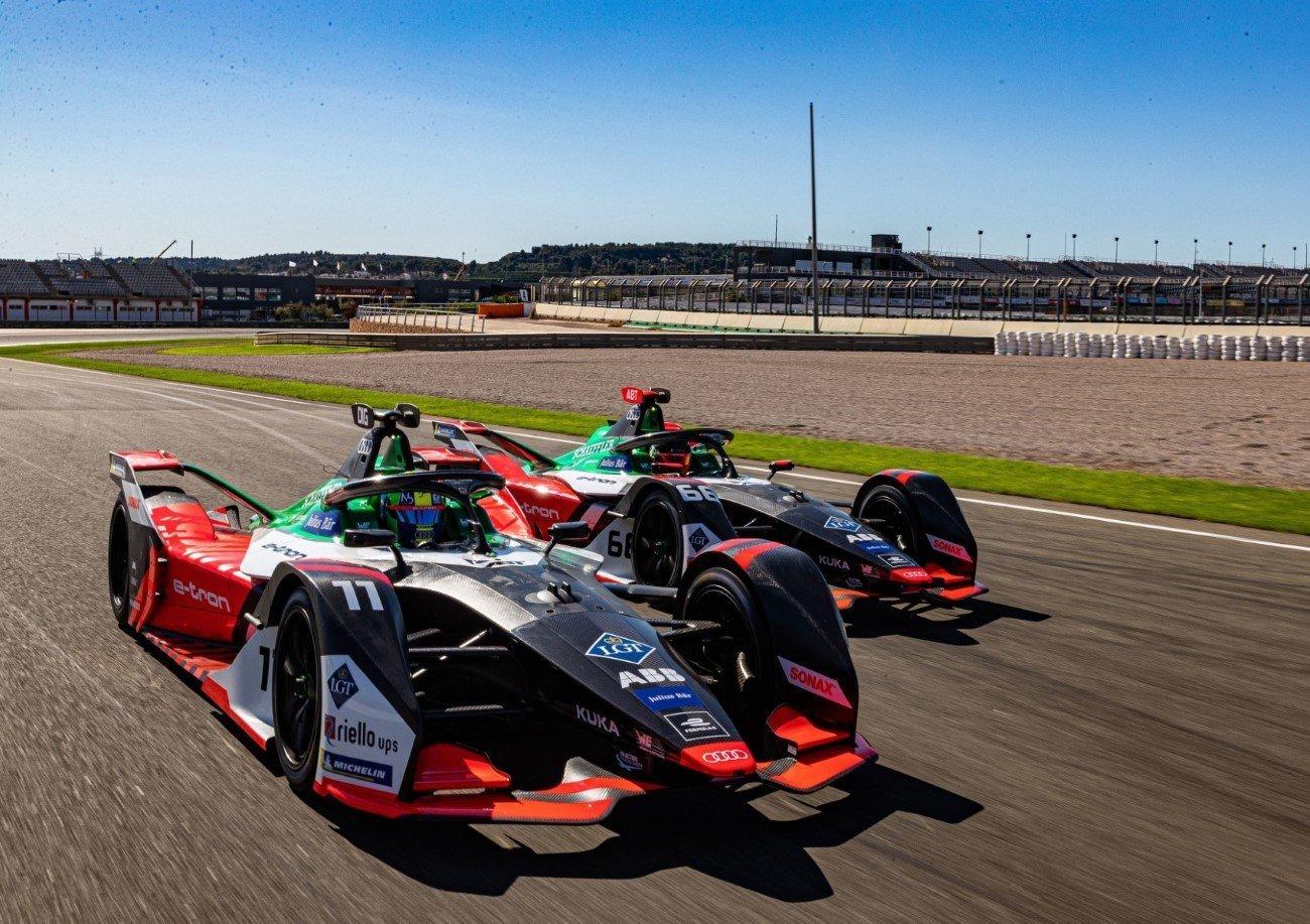 AUDI Formula E Test