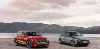 """Audi wins two """"Golden Steering Wheel"""" awards The A1 and the"""