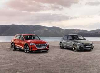 "Audi wins two ""Golden Steering Wheel"" awards The A1 and the"