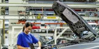 Volkswagen plant Wolfsburg, Golf 8 Production