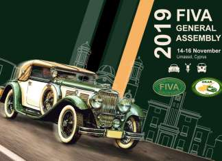 FIVA GENERAL ASSELBLY CYPRUS 2019
