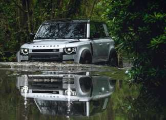 LAND ROVER DEFENDER -1