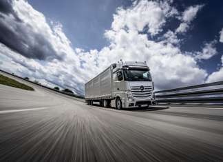Der neue Actros – Truck of the Year 2020The new Actros – Truck of the Year 2020