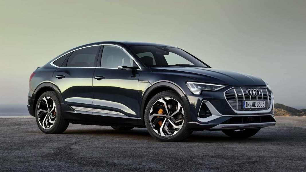 Audi e-tron Sportback: