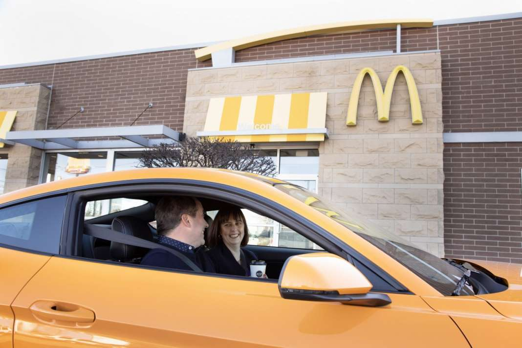 Ford and McDonald's Collaboration